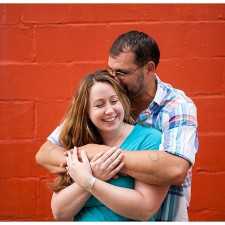 North Beach Maryland Engagement Photography