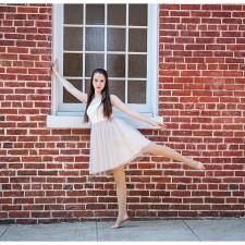 Georgetown dancer portraits