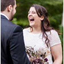 Fredericksburg Intimate Backyard Wedding
