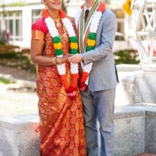 Carlyle club Alexandria va Indian fusion wedding