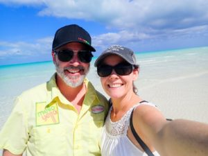 honeymoon in the bahamas treasure cay