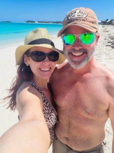 honeymoon in the bahamas treasure cay