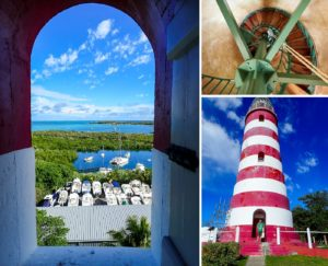 tradewinds catamaran vacation abacos bahamas hopetown lighthouse