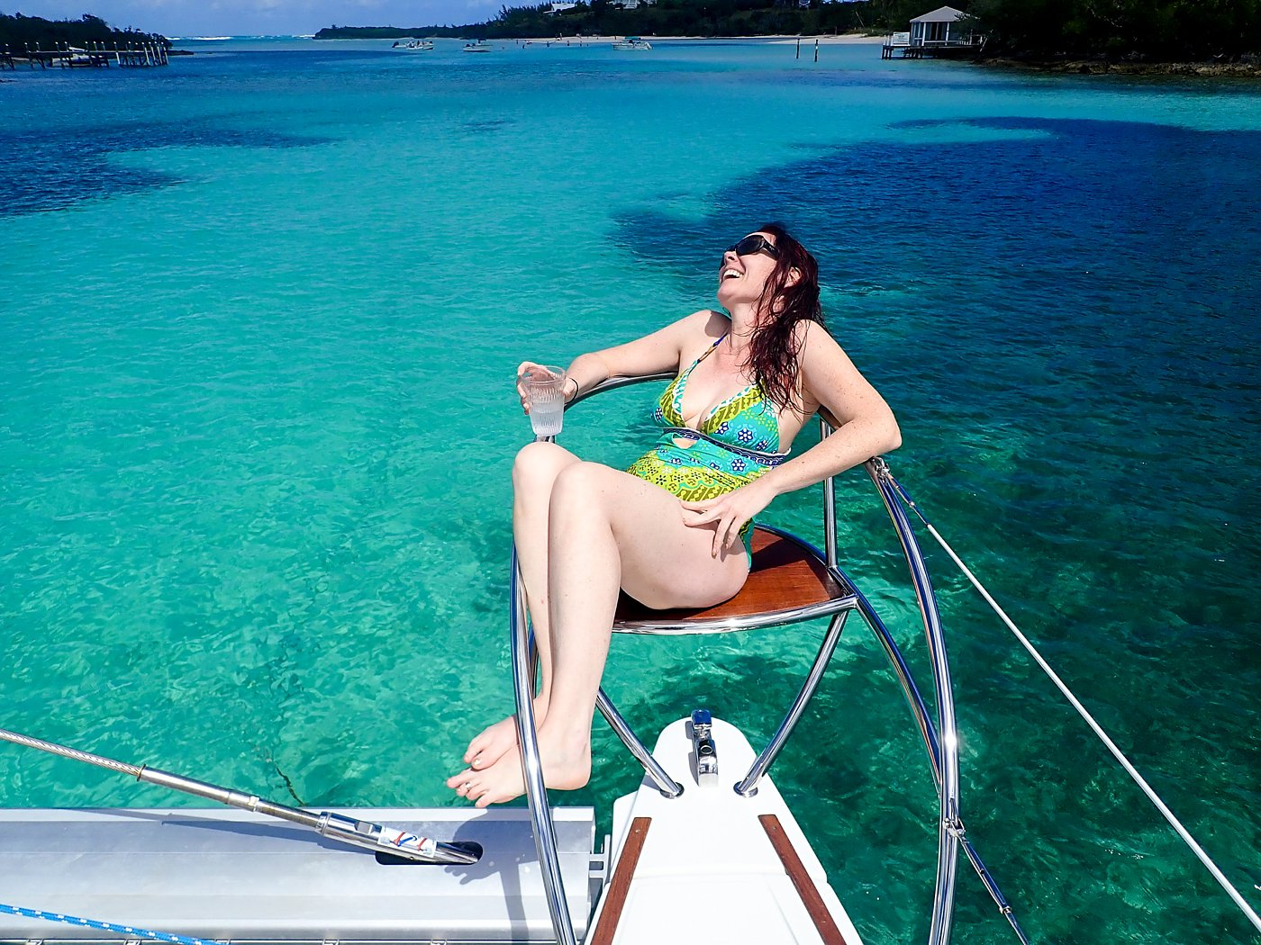tradewinds catamaran vacation abacos bahamas scotland cay