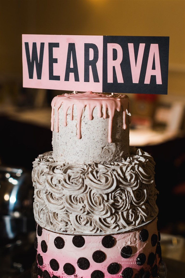 wear rva 2019 j kelsey designs cake