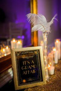 Great Gatsby Wedding plus 10 wedding planning must dos