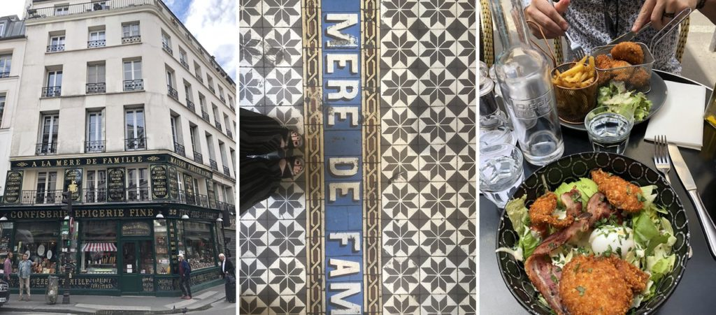 5 days in paris france detailed itinerary la mere de famille
