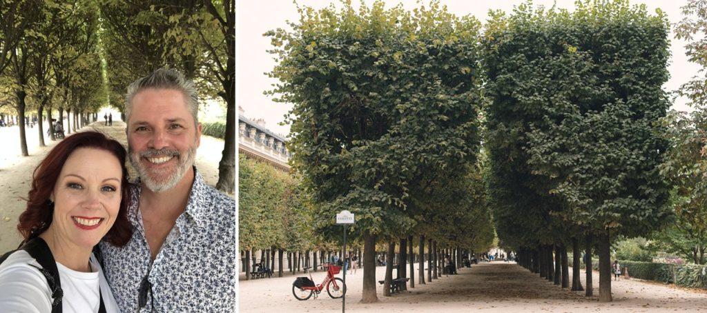 5 days in paris france detailed itinerary Jardin du Palais Royal