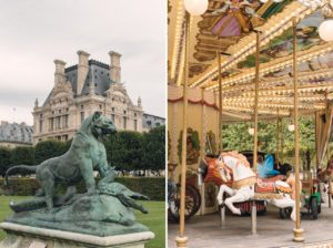 5 days in paris france detailed itinerary tuilleries gardens carousel