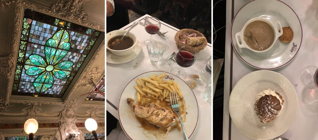 5 days in paris france detailed itinerary bouillon julien