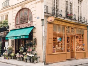 5 days in paris france detailed itinerary paris street flower show