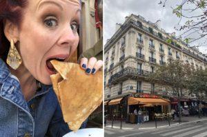 5 days in paris france detailed itinerary quasimodo cafe