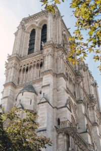 5 days in paris france detailed itinerary notre dame