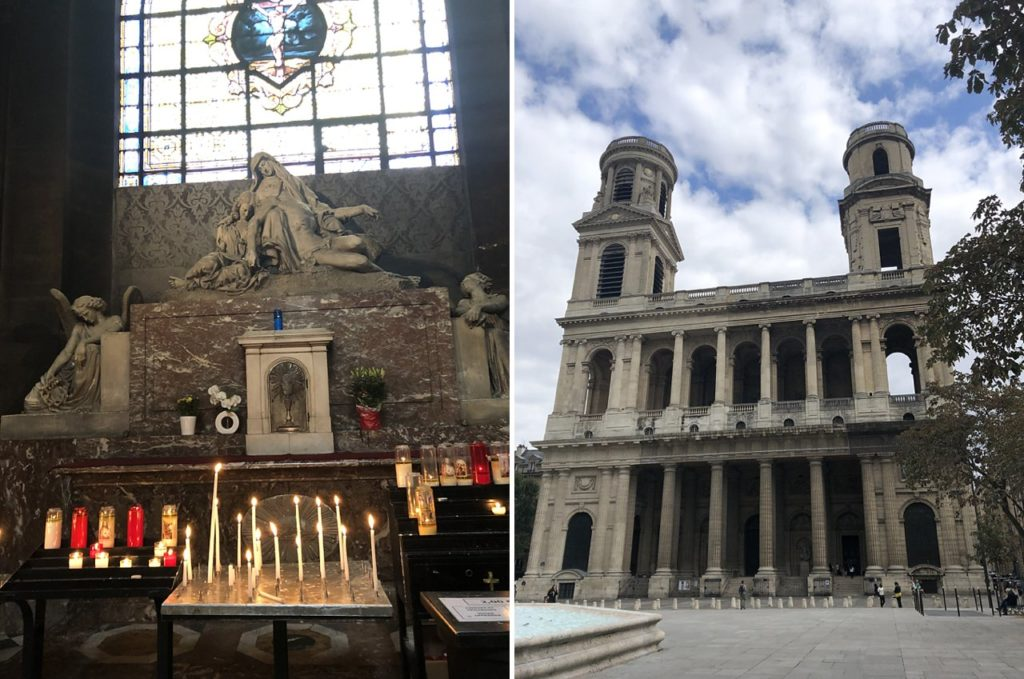 5 days in paris france detailed itinerary saint sulpice