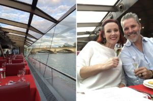 5 days in paris france detailed itinerary bateau marche dinner cruise
