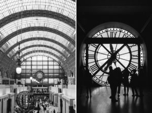 5 days in paris france detailed itinerary musee d'orsay clock tower