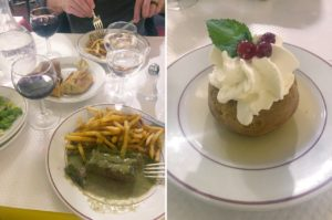 5 days in paris france detailed itinerary le relais de l'entrecote