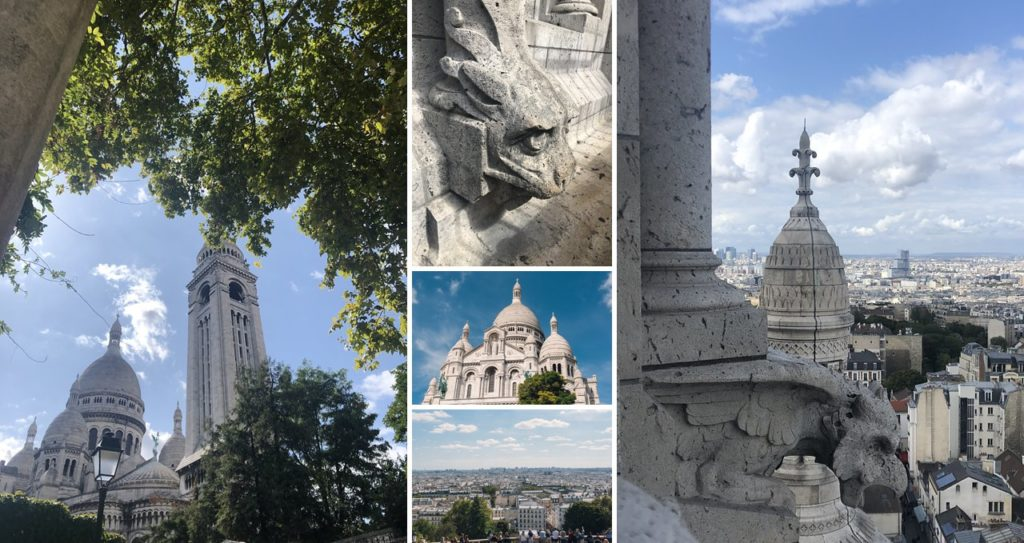 5 days in paris france detailed itinerary sacre coeur montmartre