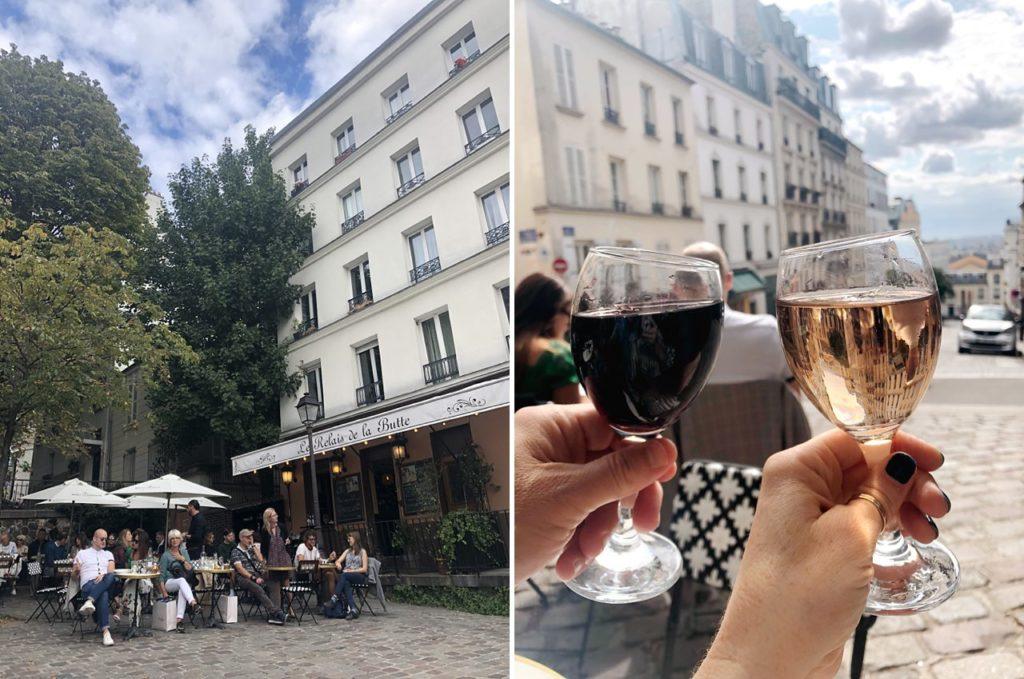 5 days in paris france detailed itinerary le relais de la butte montmartre