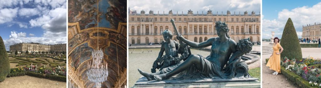 5 days in paris france detailed itinerary visit versailles